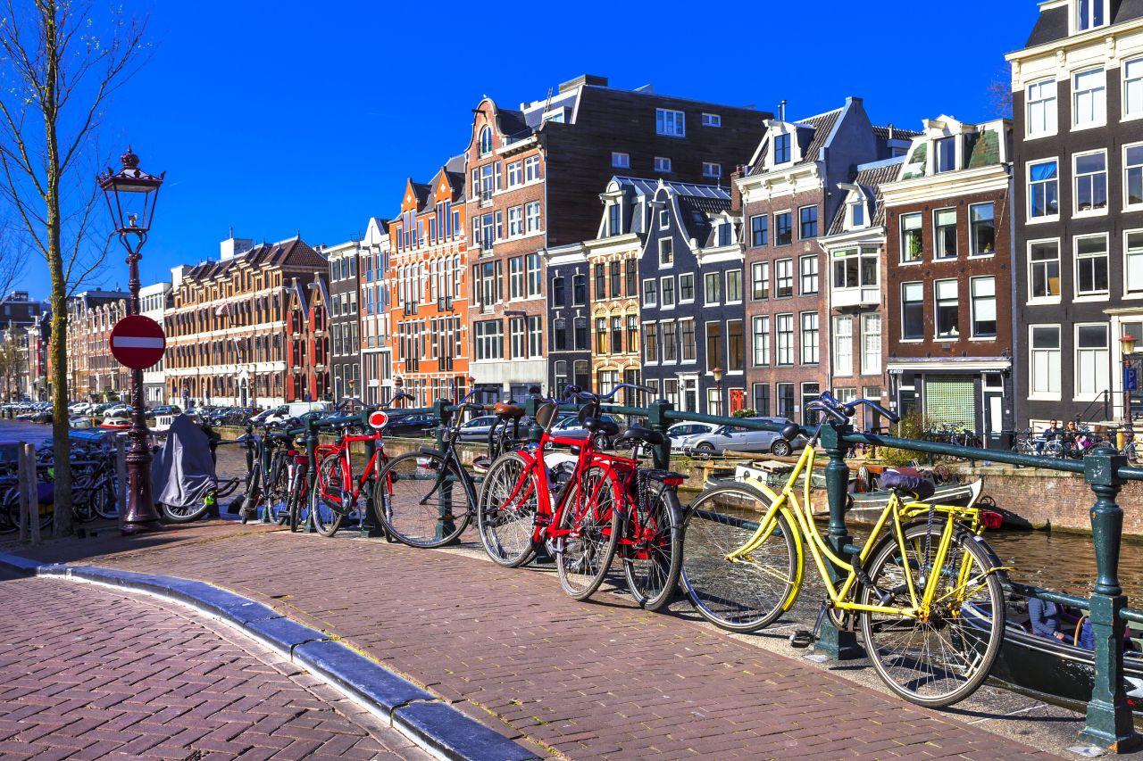 Jaké je Holandsko